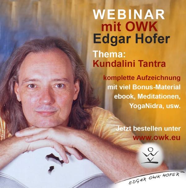 Webinar Kundalini Tantra